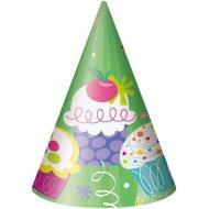 8 Chapeaux Cupcake
