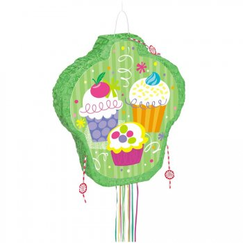 Pinata Cupcake dépliable