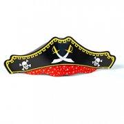 4 chapeaux Pirate