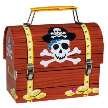 Boite à trésor Pirate