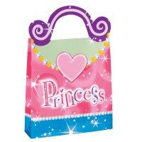 Contient : 1 x 8 boîtes à cadeaux Princesse