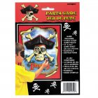 Jeu de pirates � fixer au mur