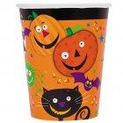 8 Gobelets Spooky Smiles