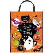Grand Sac à bonbons Spooky Smiles