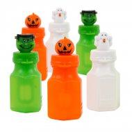 6 flacons de bulles de savon halloween