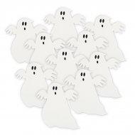 10 décorations Fantôme