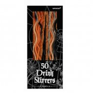 50 Mélangeurs Cocktail Halloween
