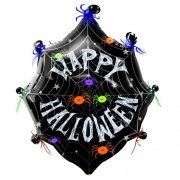 Grand Ballon Mylar Happy Halloween