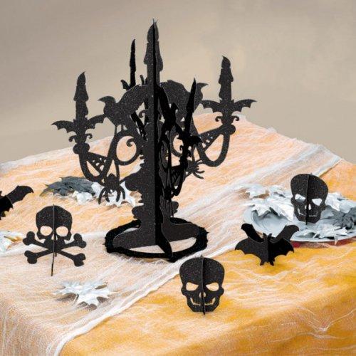 Ensemble décorations de table 3 D Halloween