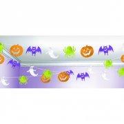 Décorations halloween sur maxi fil