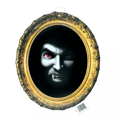 Décoration Miroir vampire