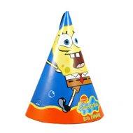 6 chapeaux Bob l'Eponge