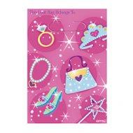 8 pochettes à cadeaux Princesse