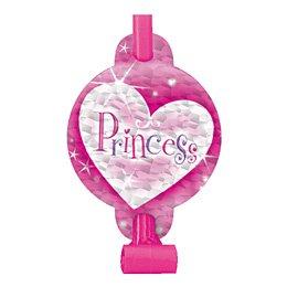 8 sans-gênes Princesse