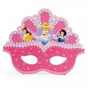 4 Masques Loup Princesses Disney
