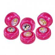 6 yo-yos Princesses