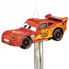 Pull Pinata 3D Cars Flash Mac Queen