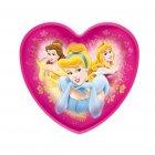 8 assiettes Princesses Disney