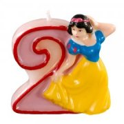 Bougie Princesse Disney 2 ans