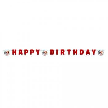 Chaînette   Happy Birthday   Charlotte aux fraises