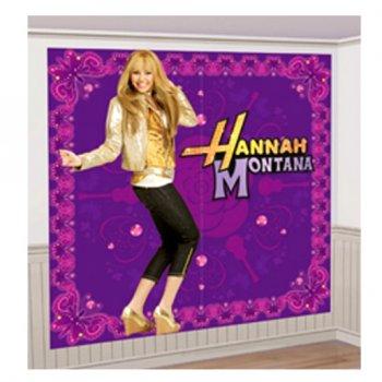 Grande Décoration murale Hannah Montana