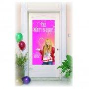 Affiche de porte Hannah Montana