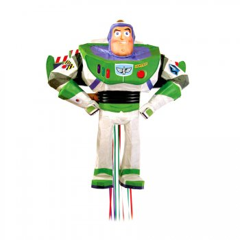 Pull Pinata 3D Buzz l  Éclair Toy Story