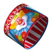 4 Ronds de serviette Decopop Circus Party !