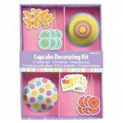 Kit de d�coration pour Cupcake