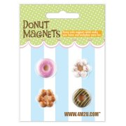 4 minis magnets Donuts