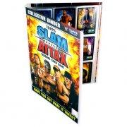 Portfolios et 2 boosters WWE