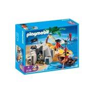 Compact set pirates Playmobil