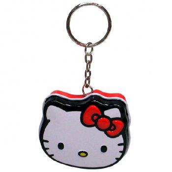 Porte clé boite Hello Kitty