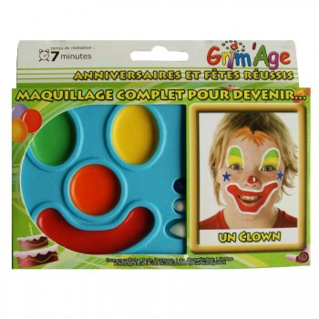 Kit maquillage Clown