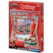Bo�te 24 jeux Quizzy Cars