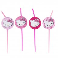 8 pailles Charmmy Kitty