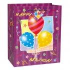 Grand sac cadeau ''Happy Birthday''