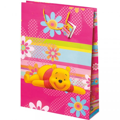 "Grand sac cadeau   Winnie """