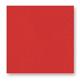 20 serviettes unies rouges