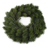 Couronne Noël Sapin Nature (35 cm) - Artificiel