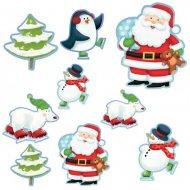 12 Décorations de Noël