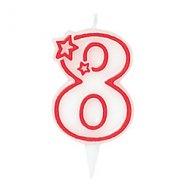 Bougie ''8''