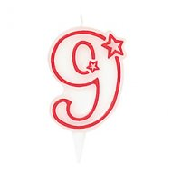 Bougie ''9''