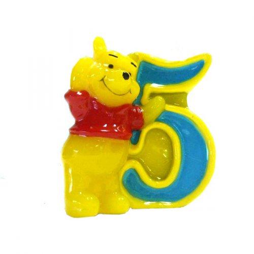 Bougie Winnie   5   ans