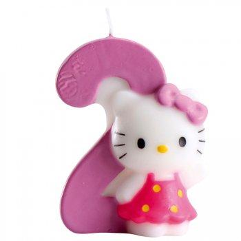 Bougie Hello Kitty 2