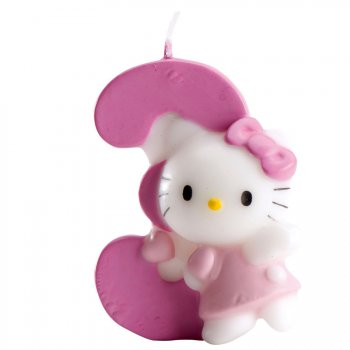 Bougie Hello Kitty 3