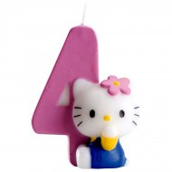 Bougie Hello Kitty 4