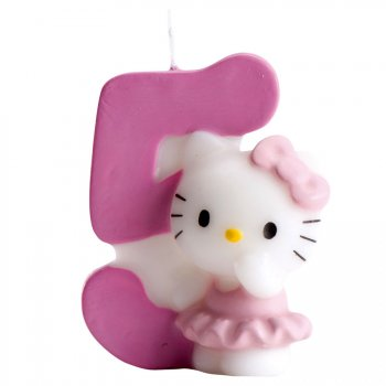 Bougie Hello Kitty 5