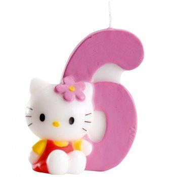 Bougie Hello Kitty 6