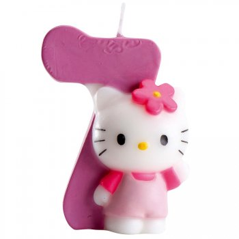 Bougie Hello Kitty 7